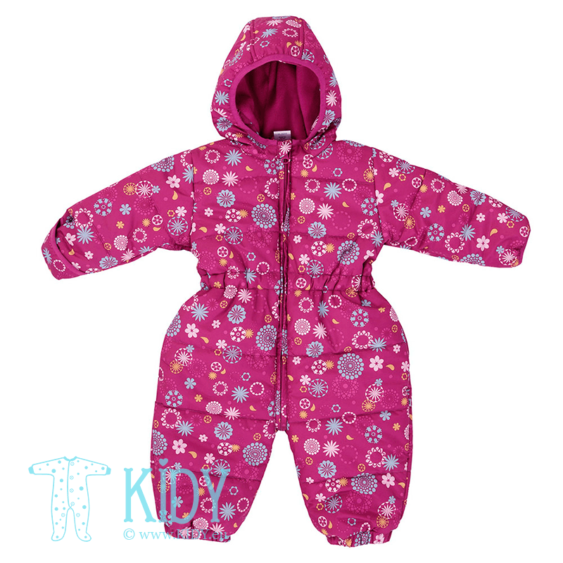 Snowsuit OUTDOOR (assorted colors for girls) (Jacky)