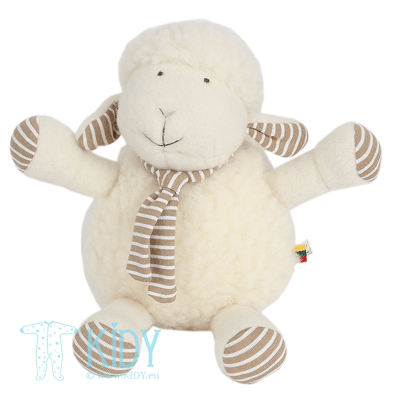 Plush lamb toy FLO (Flokati)