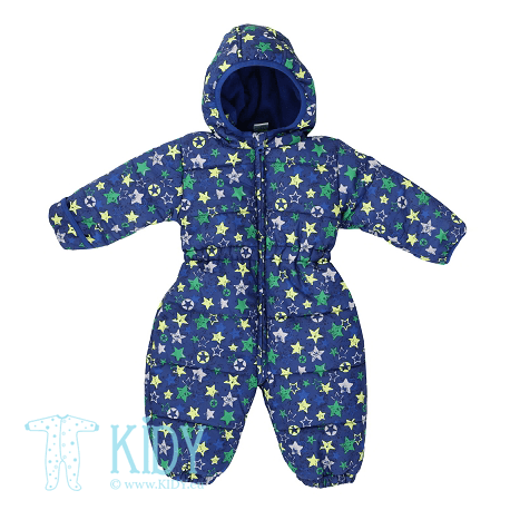 Snowsuit OUTDOOR (assorted colors for boys) (Jacky)