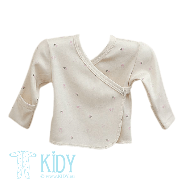 Creamy easy shirt LILI