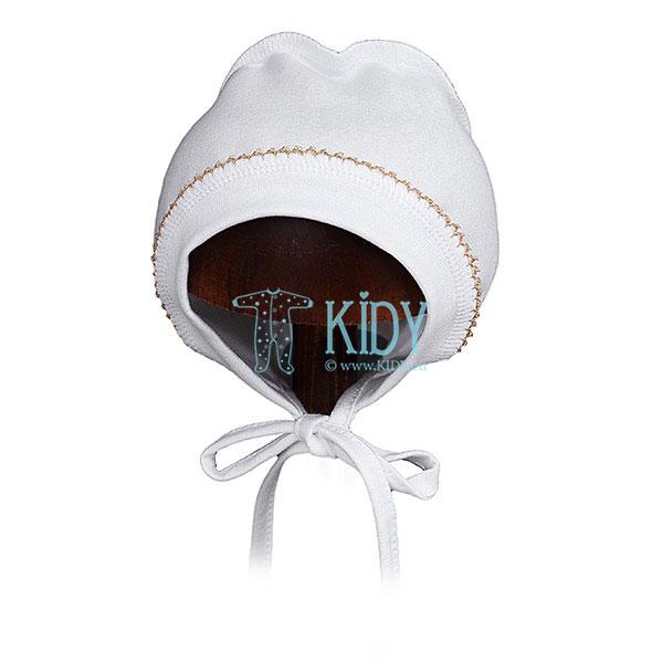 Balta kepurė POPSI