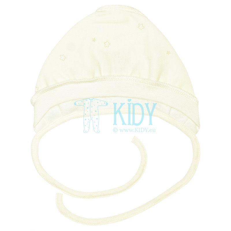 Kreminė kepurė POPSI (Lorita)
