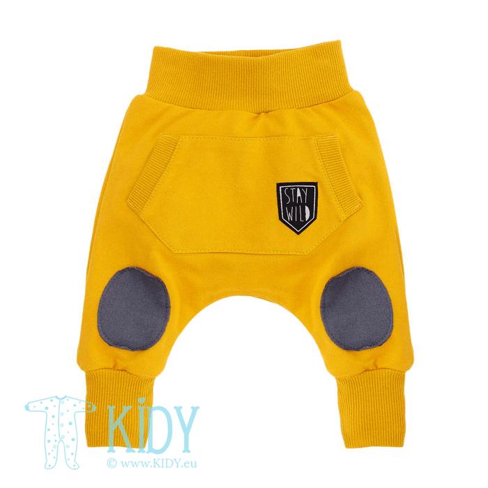 Yellow pants WILD BOY