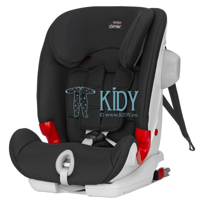 Автомобильное кресло Advansafix III Sict Cosmos Black