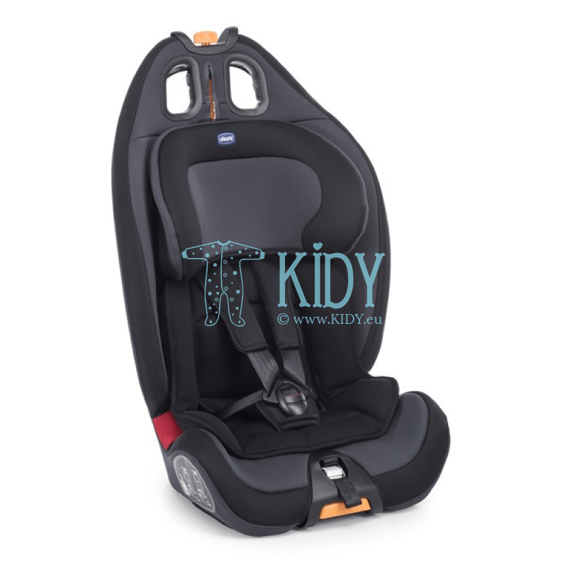Automobilinė kėdutė Gro-Up 123 Baby Black Night