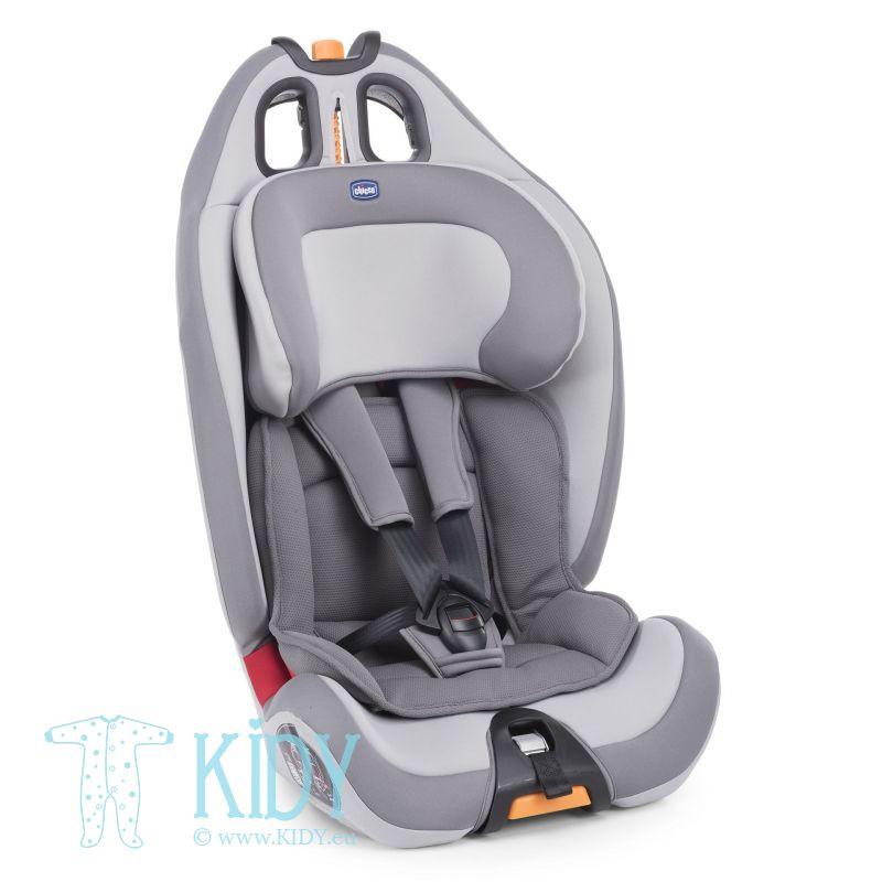 CHICCO automobilinė kėdutė Gro-Up 123 Baby Elegance