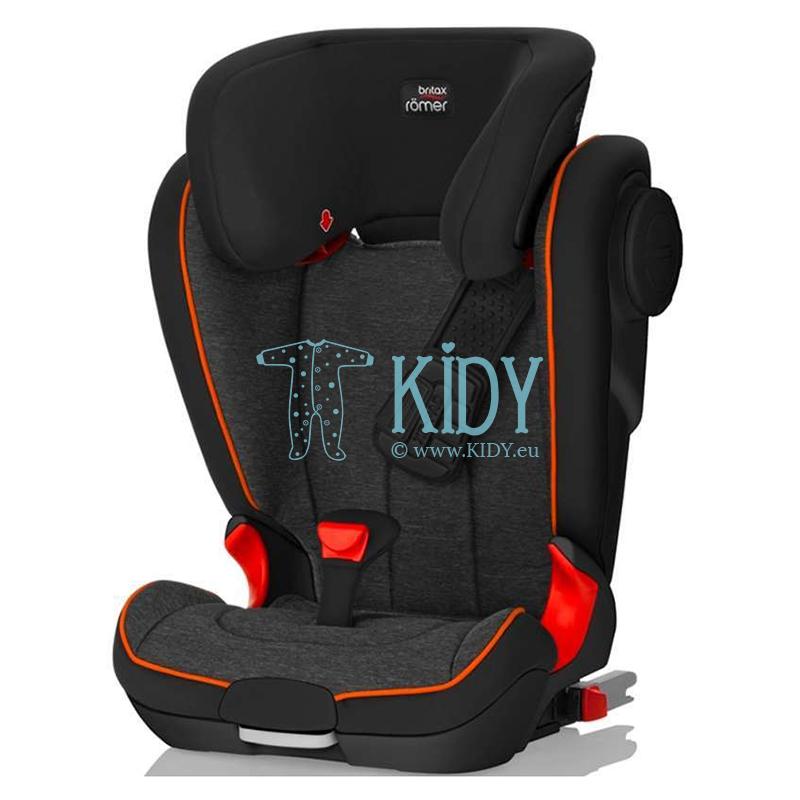 Car seat Kidfix II XP SICT Black Marble BLS