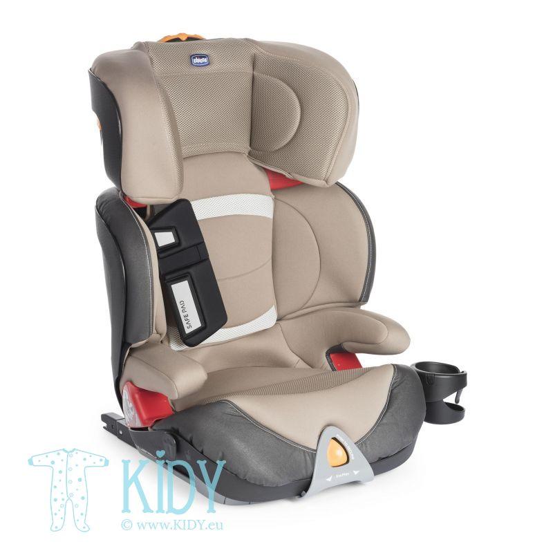 Car seat Oasys 23 Fixplus Evo B.Car Seat Sandshel