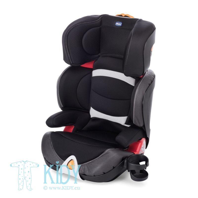 CHICCO automobilinė kėdutė Oasys 2-3 Evo Baby Black Night