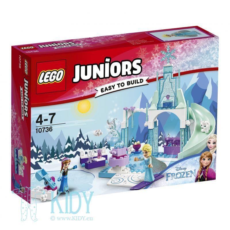 Игровая площадка LEGO® Juniors Anna & Elsa's Frozen Playground (LEGO)