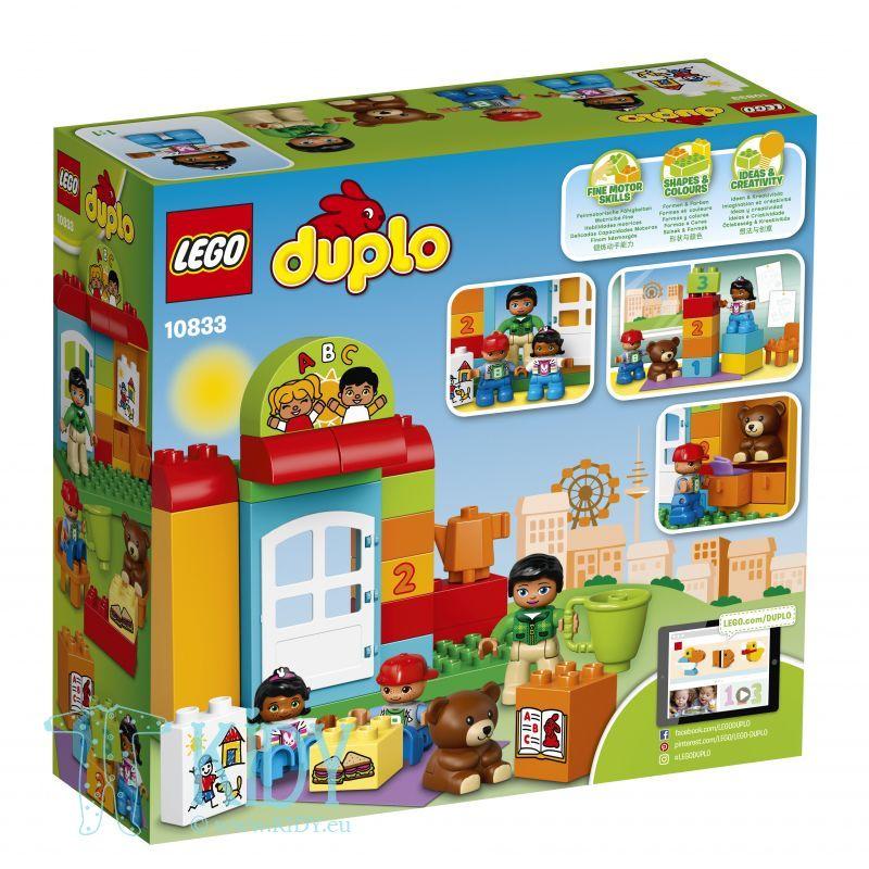 LEGO® DUPLO® Town Nursery School