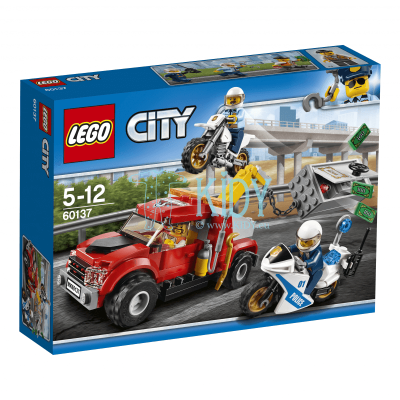LEGO® City Police Tow Truck Trouble (LEGO)