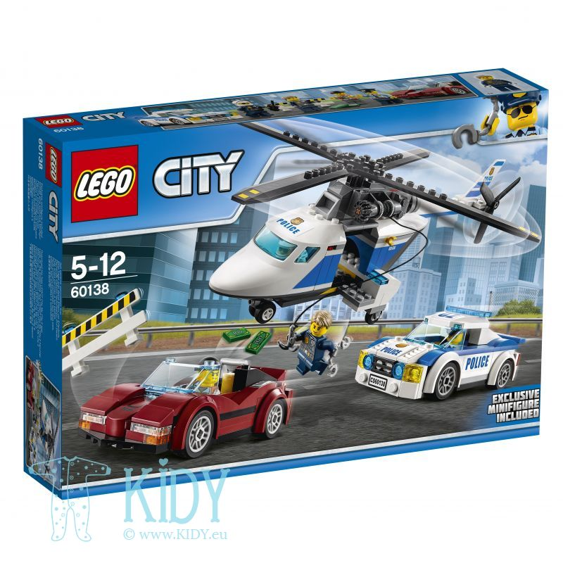 LEGO® City Police High-speed Chase