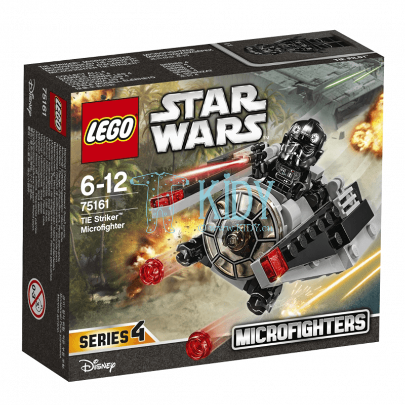 LEGO® Star Wars™ TIE Striker™ Microfighter