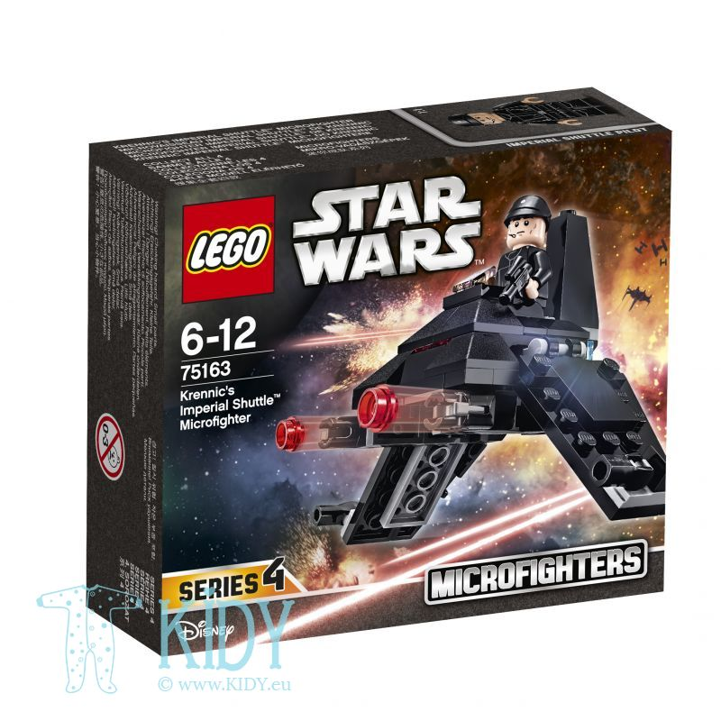 LEGO® Star Wars™ Krennic's Imperial Shuttle™ Microfighter