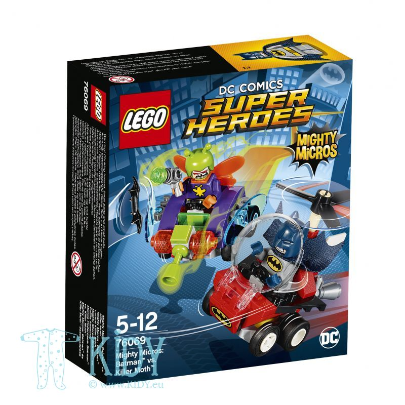 LEGO® DC Comics Super Heroes Mighty Micros: Batman™ vs. Killer Moth™