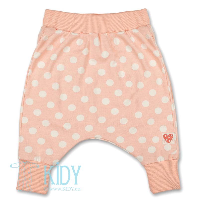 Pink PIKOLINA pants