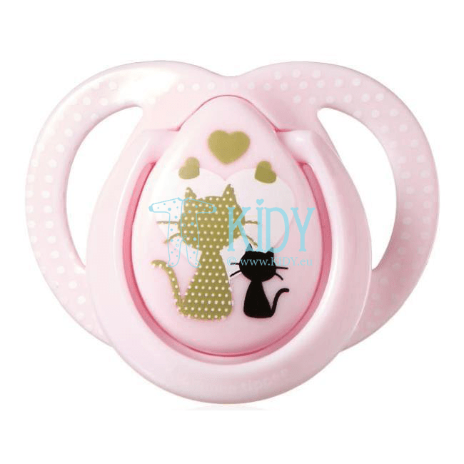 Soother for girls MODA