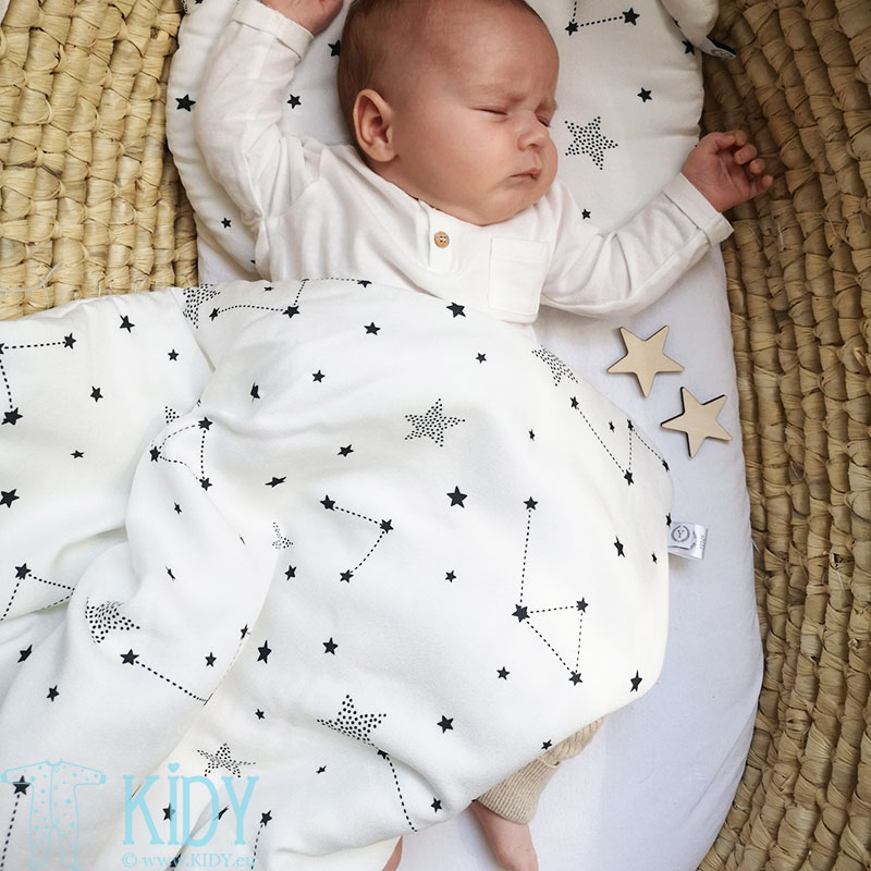 Bambukinė antklodė STARS (YOSOY) 4