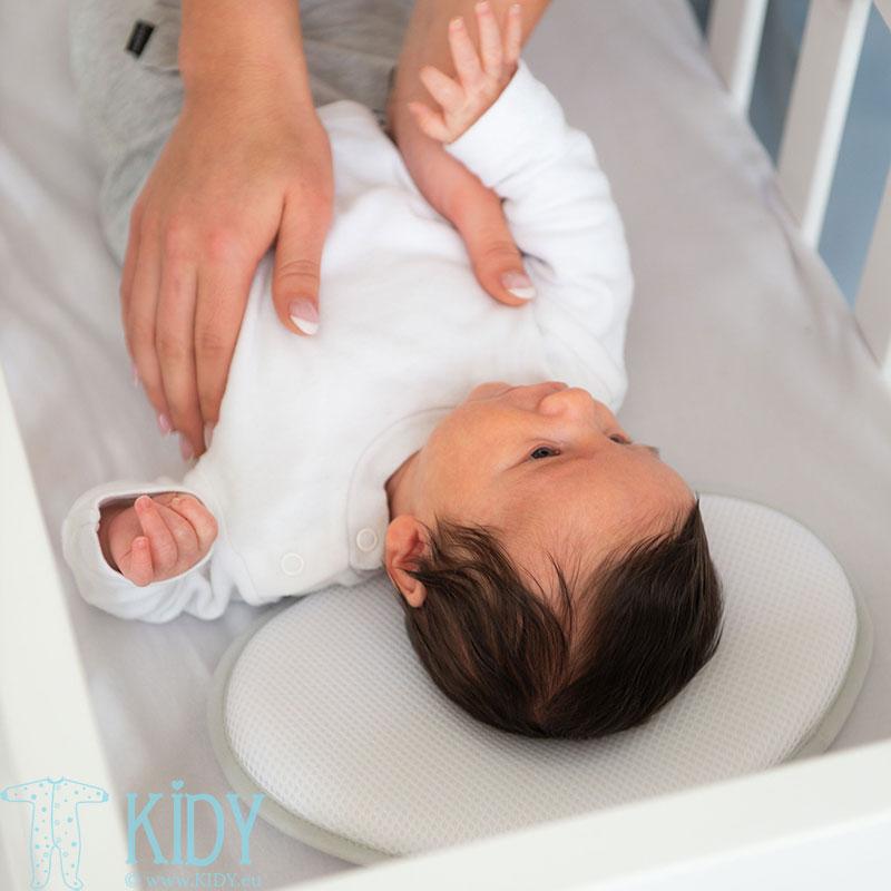 Newborn Pillow Anti Flat Head (Doomoo) 4