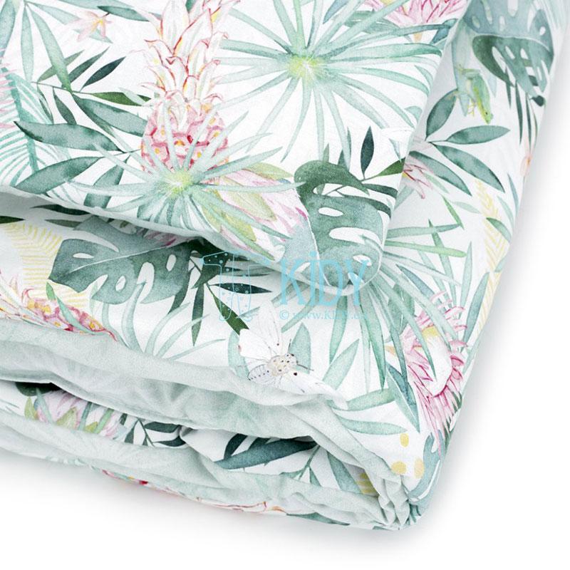 Patalynės komplektas Aloha: antklodė + pagalvė (MAKASZKA) 4
