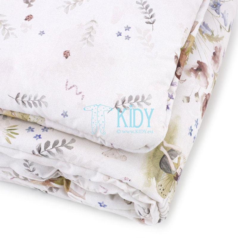Patalynės komplektas Fairies: antklodė + pagalvė (MAKASZKA) 4