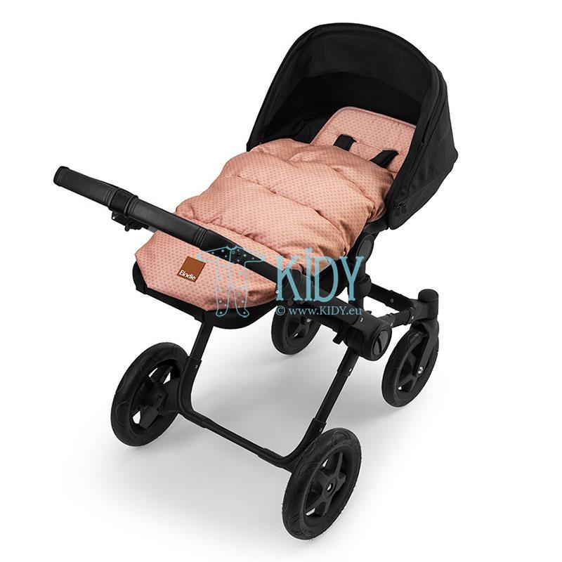 Vokelis į vežimėlį Pink Nouveau (Elodie Details) 4