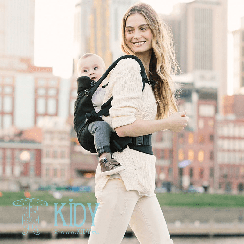 Рюкзак ADAPT Black (ErgoBaby) 4