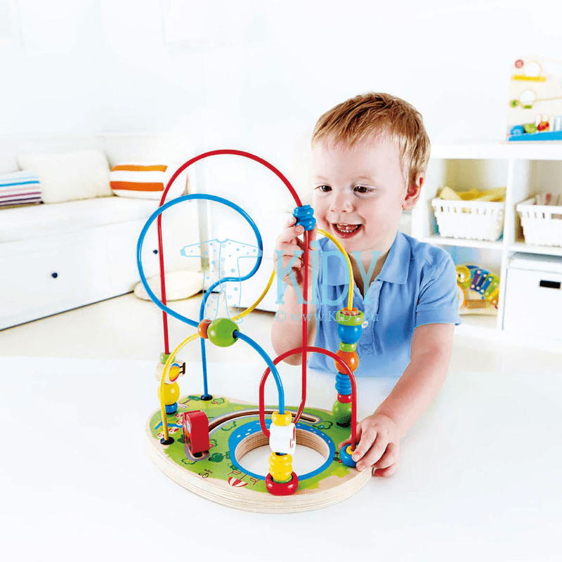 Educational toy Playground Pizzaz (Hape) 4