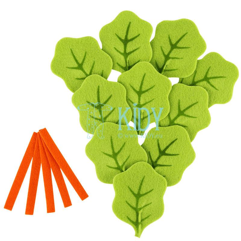 Набор овощей для салата GARDEN SALAD (Hape) 4
