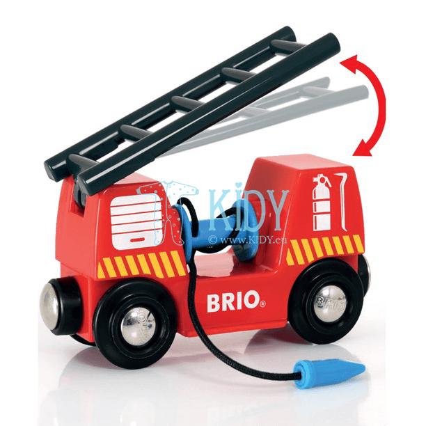 Пожарная станция (Brio) 4