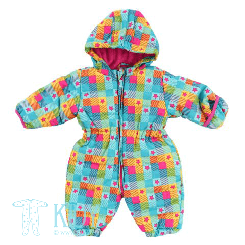 Snowsuit OUTDOOR (assorted colors for girls) (Jacky) 4