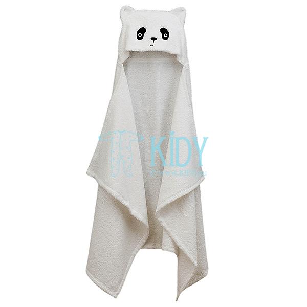 Hooded PANDA towel (Lorita) 4