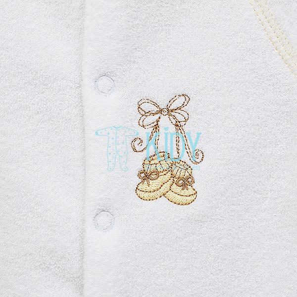 Baltas kombinezonas-pižama BATUKAI (Lorita) 4