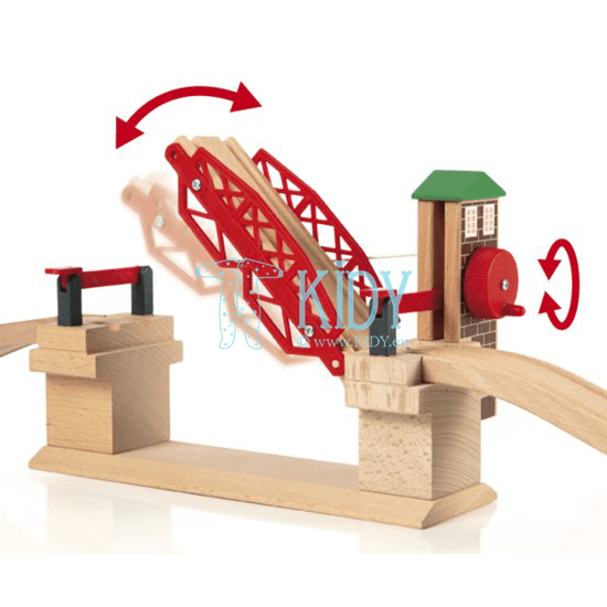 Lifting Bridge (Brio) 4