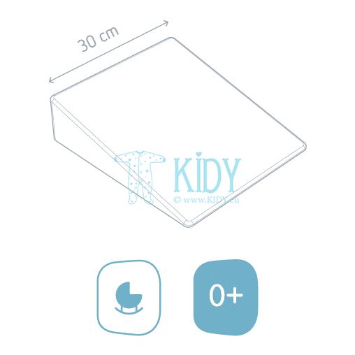 Белая подушка Rest Easy Small/Large (Doomoo) 4