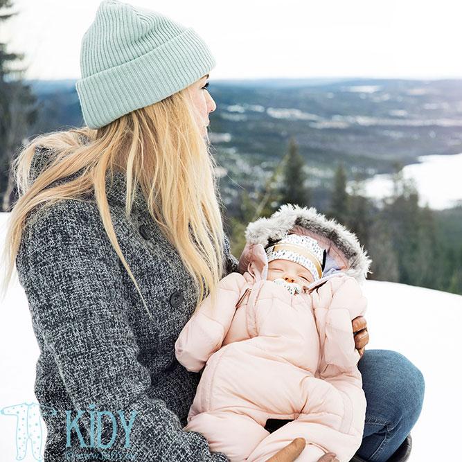 Winter 2 in 1 overall POWDER PINK (Elodie Details) 4