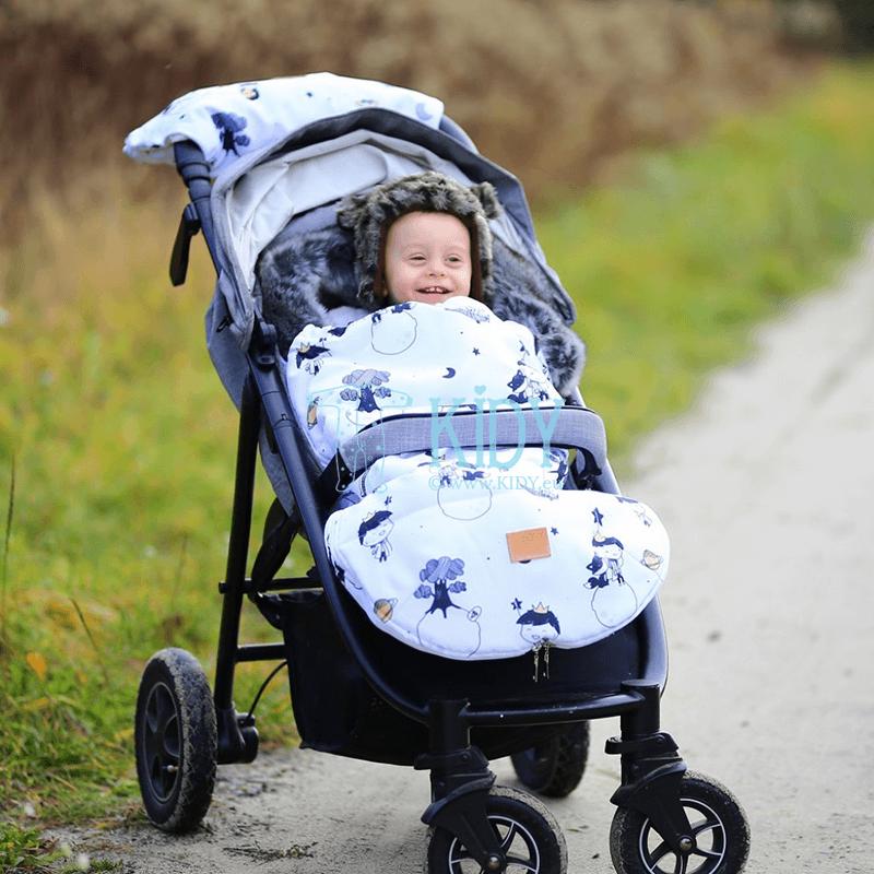 Mały Książę stroller bag (MAKASZKA) 4
