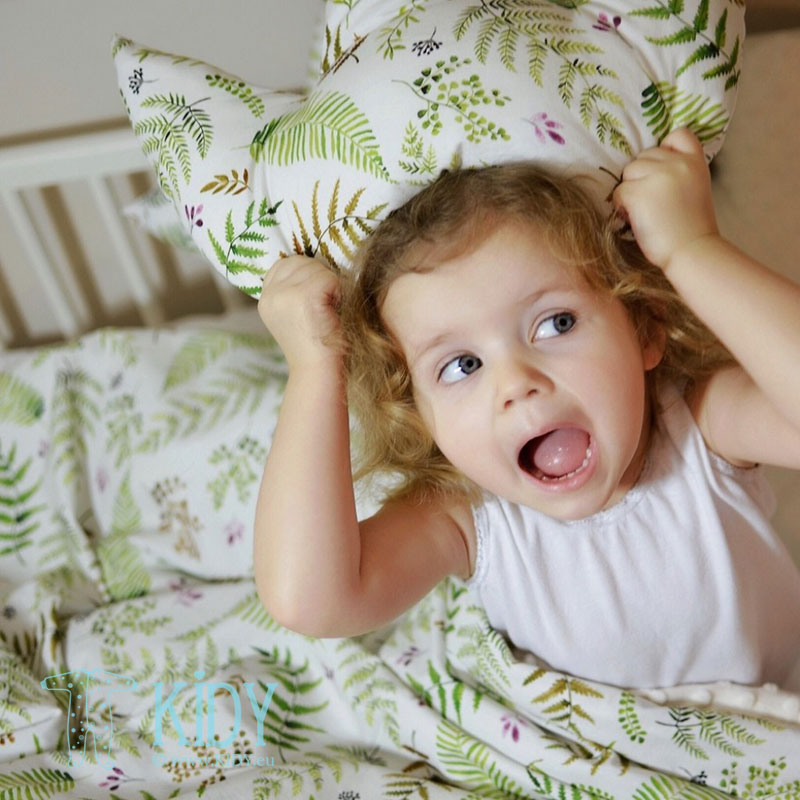 Bedding Paprocie set: duvlet + pillow (MAKASZKA) 4