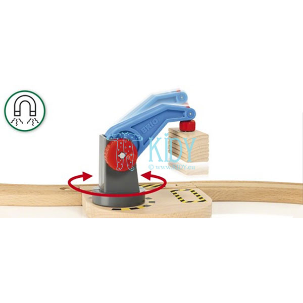 Starter Lift & Load Set (Brio) 4