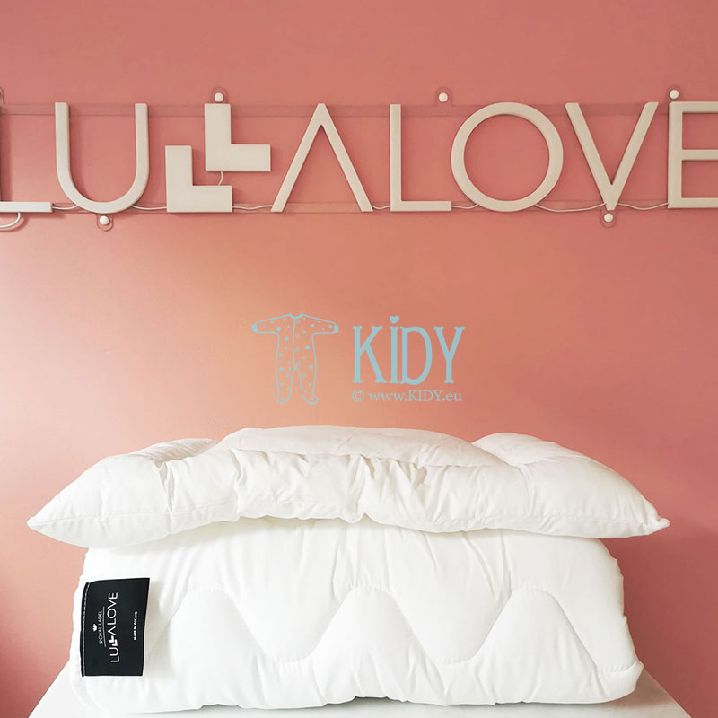 Bedding set: duvlet + pillow (Lullalove) 4
