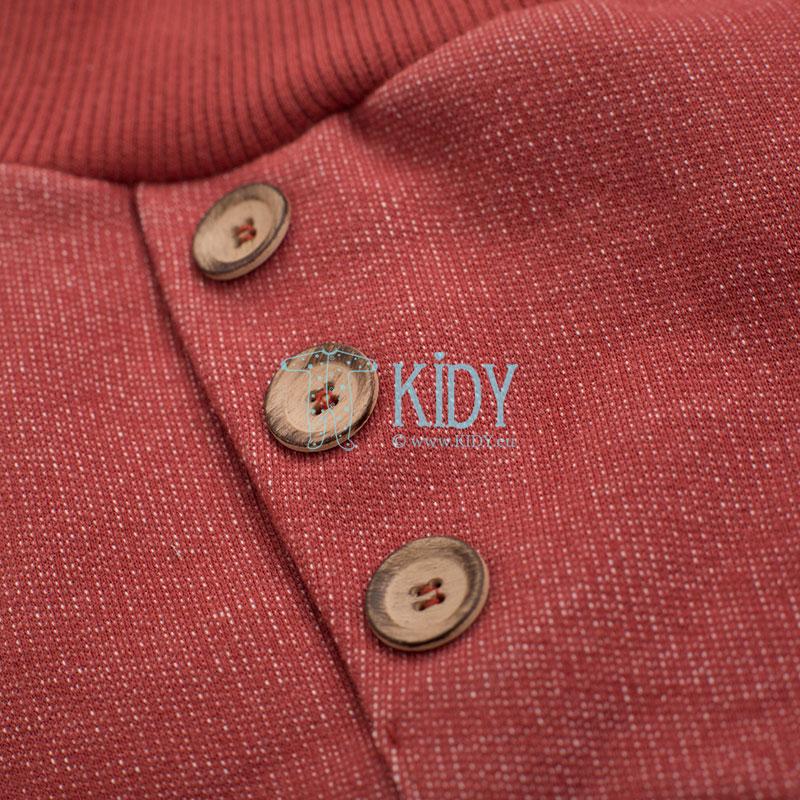Красные штаны HAPPY LLAMA (Pinokio) 4