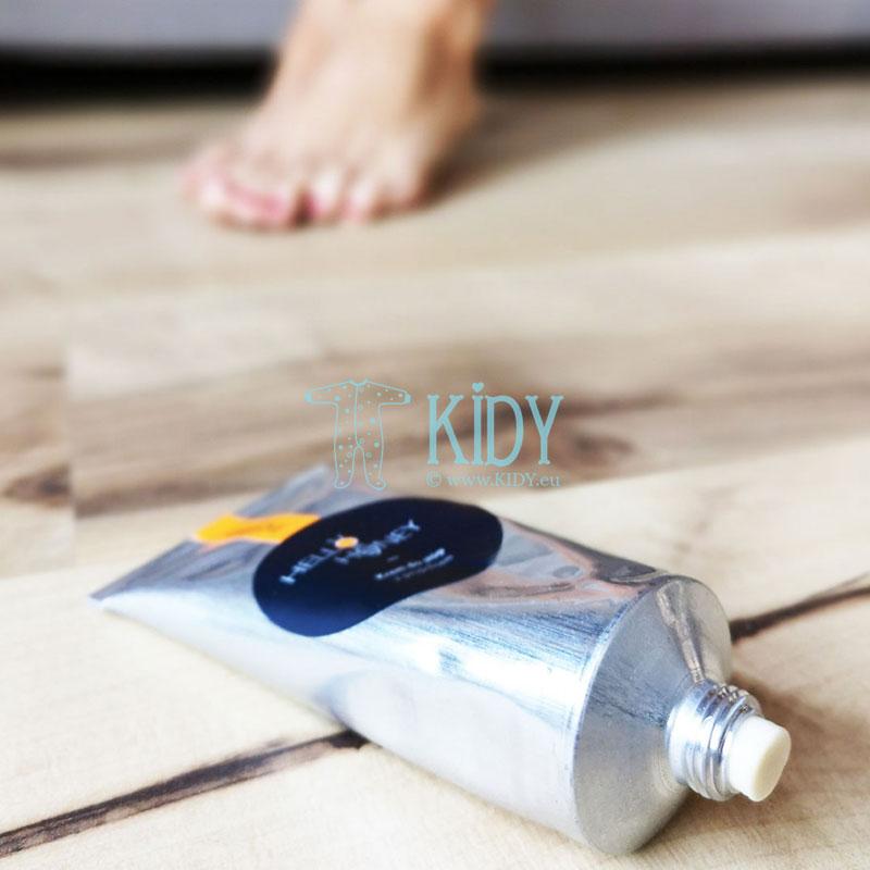 Propolis Foot Cream (Lullalove) 4