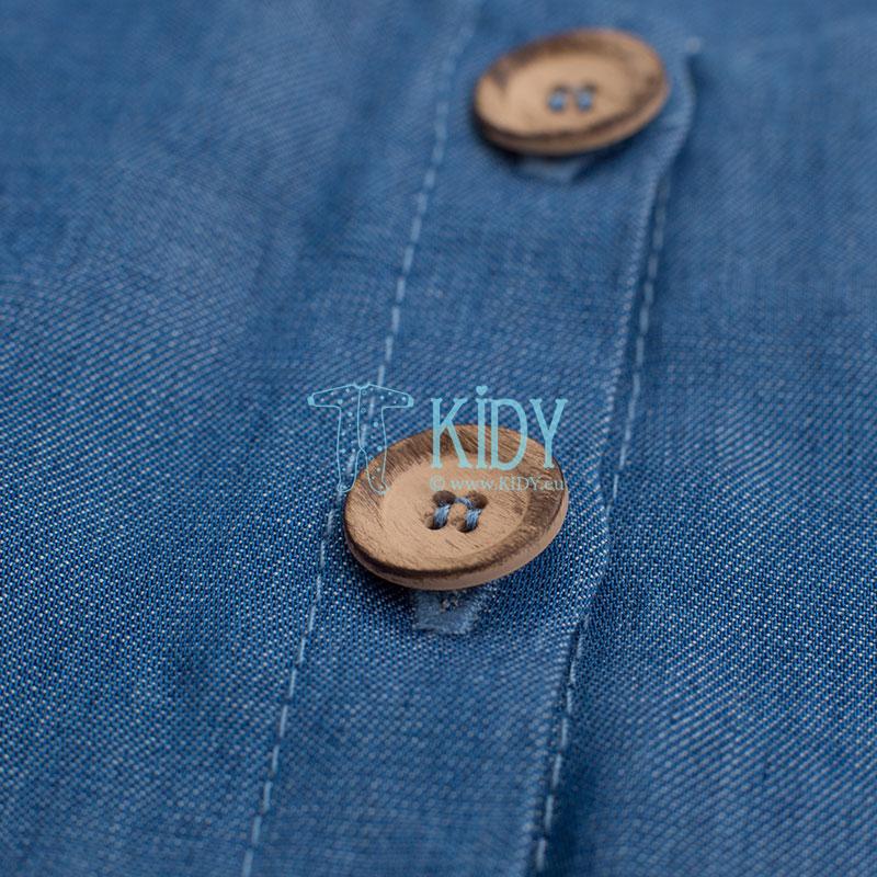 Mėlyna suknelė HAPPY LLAMA (Pinokio) 4