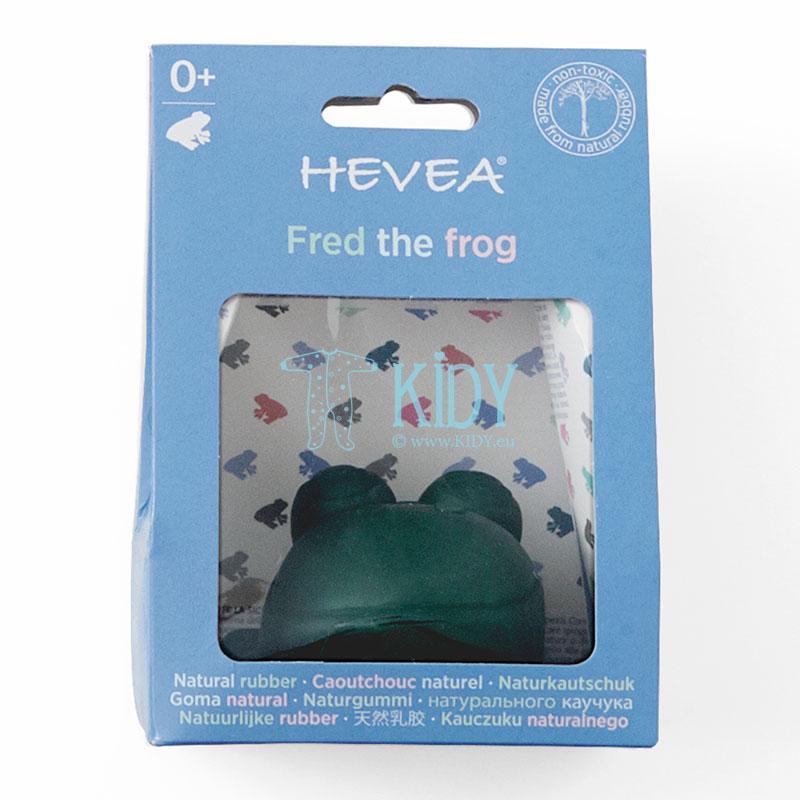 Žalia vonios varlė FRED (Hevea Planet) 4