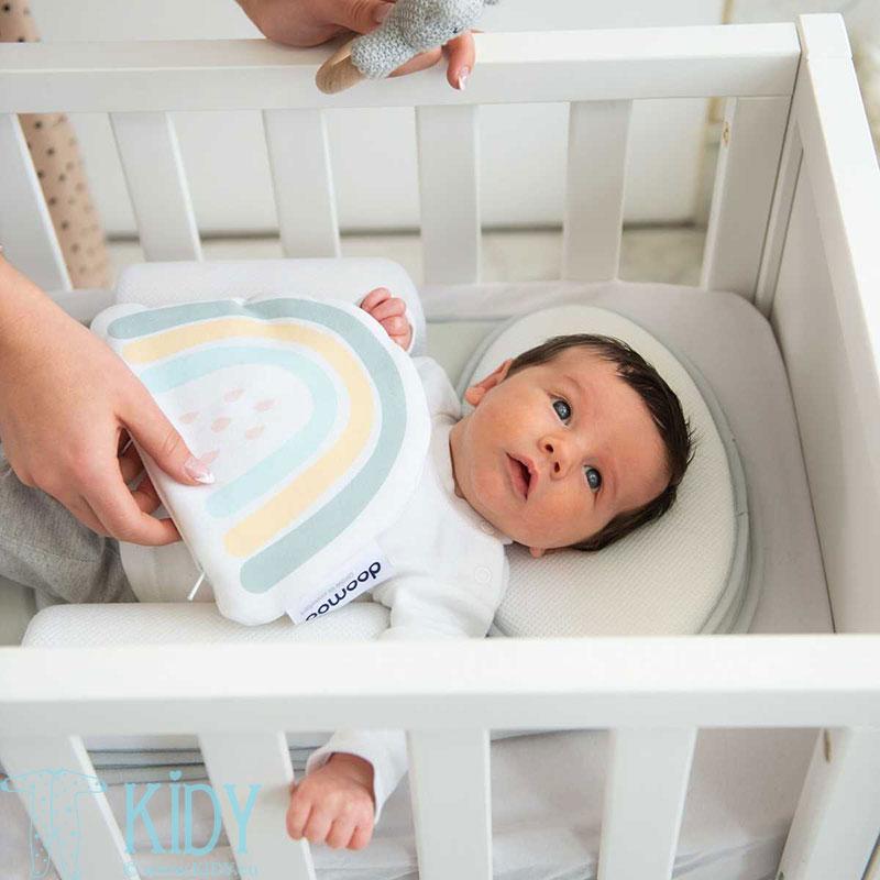 Miego pozicionierius Multi Sleep su ergonomine galvos pagalvė (Doomoo) 4