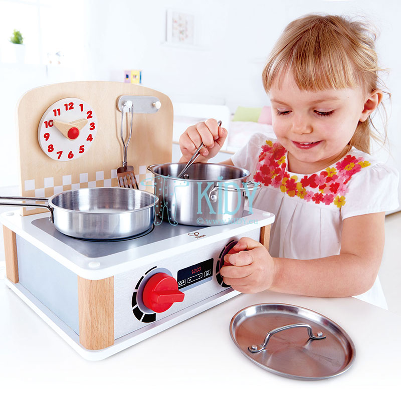 Virtuvės įrankių rinkinys (Hape) 4