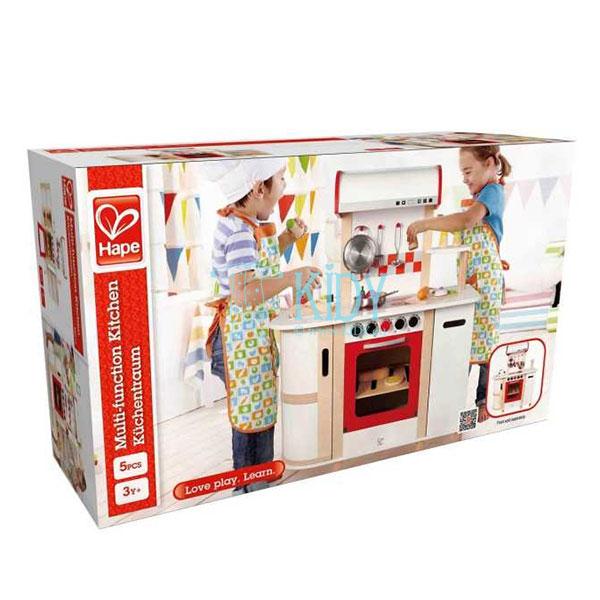 Multifunkcinė virtuvė (Hape) 4
