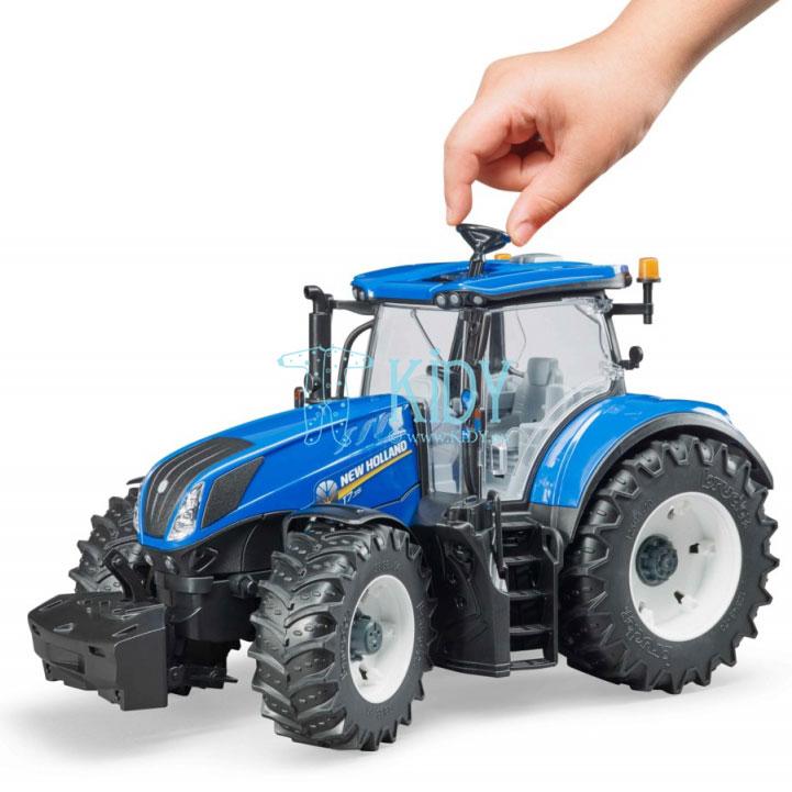 Traktorius su krautuvu New Holland T7.3315 (BRUDER) 4