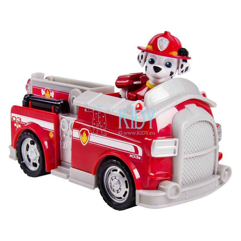 Marshall ir jo gaisrinė mašina (Paw Patrol) 4